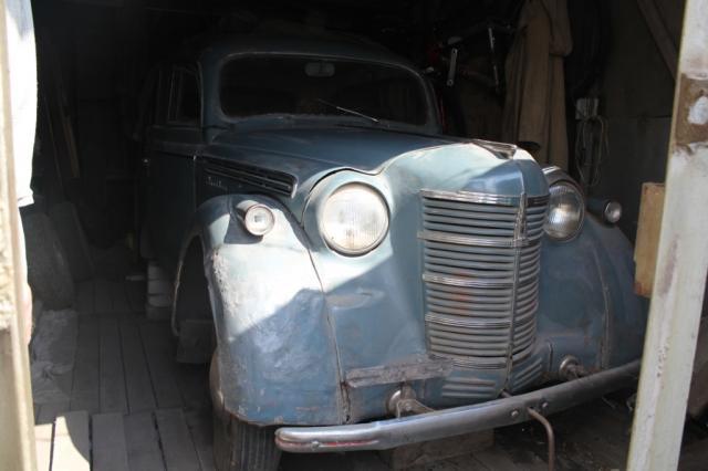 Москвич - 401 1955г.