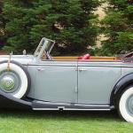 1939 Horch 930 Phaeton