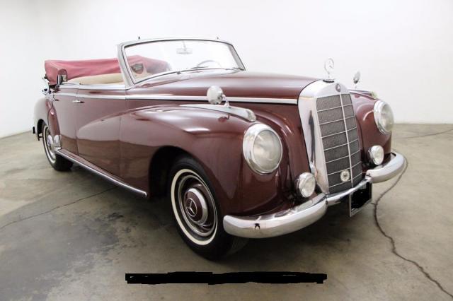 1953 Mercedes-Benz 300B Cabriolet