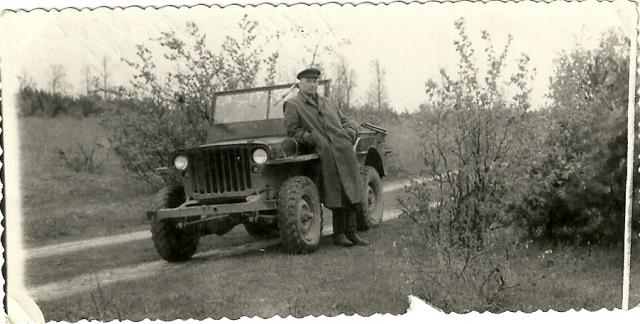 Продам Willys mb