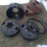 ЗИС-5 диски колёсные