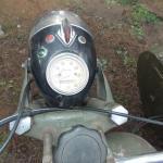 Мотоцикл МВ-750