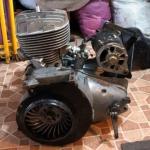 Двигатель на мотоколяску СМЭ, СЗД, СЗА новый