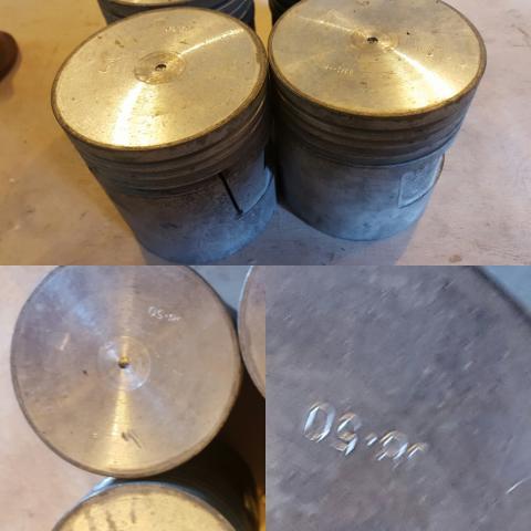 поршня 88,5 мм для газ 21б газ 69м  газ м72 уаз 450