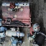 Двигатель Газ 20 Победа