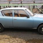 Раритетный Datsun Cherry (100A) 1978 года