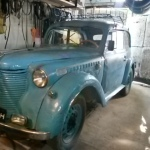 ретро-автомобиль OPTL-OLIMPIA 1938 г.