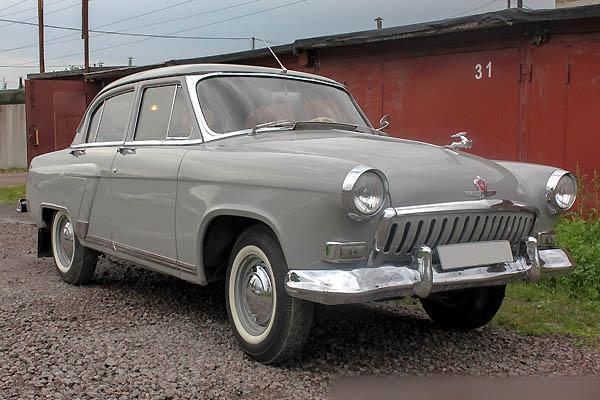 Продается Газ-21 1959 года