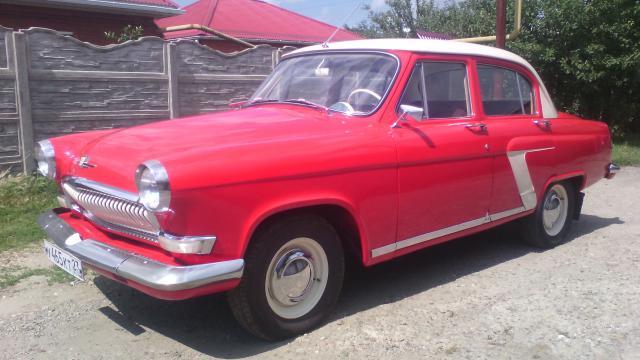 Продам ГАЗ 21 Волга, 1963 г.