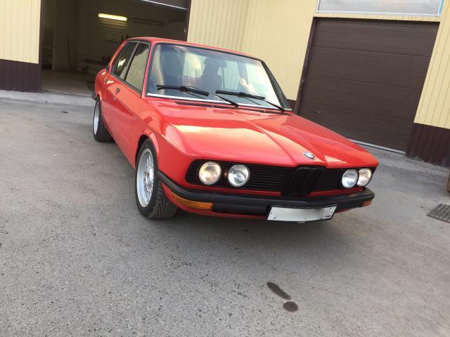 Продажа BMW 5 серия I (E12) Рестайлинг 528i