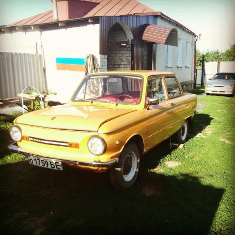 Продам ЗАЗ 986М