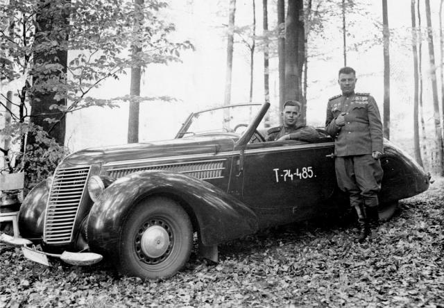 bmw 1941г кабриолет купе без документов
