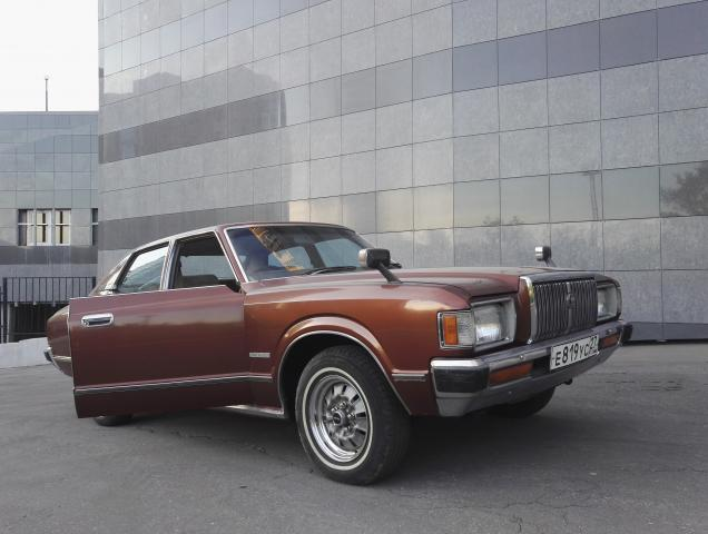 Toyota Crown, 1978 год