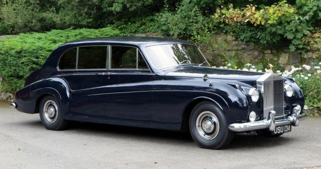 1961 Rolls-Royce Phantom V  James Young Touring Limousine