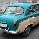 Москвич 407 1961 г.в.