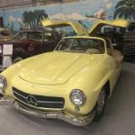 1955 Mercedes-Benz 300SL Gullwing , replica
