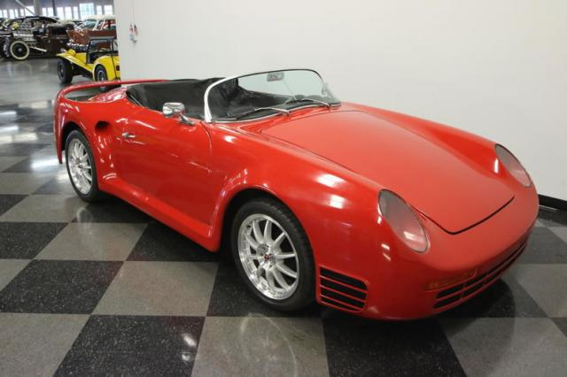 Porsche 359 replica
