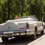 Lincoln Continetal Mark V кабриолет