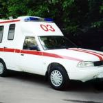Москвич 2335 АСМП