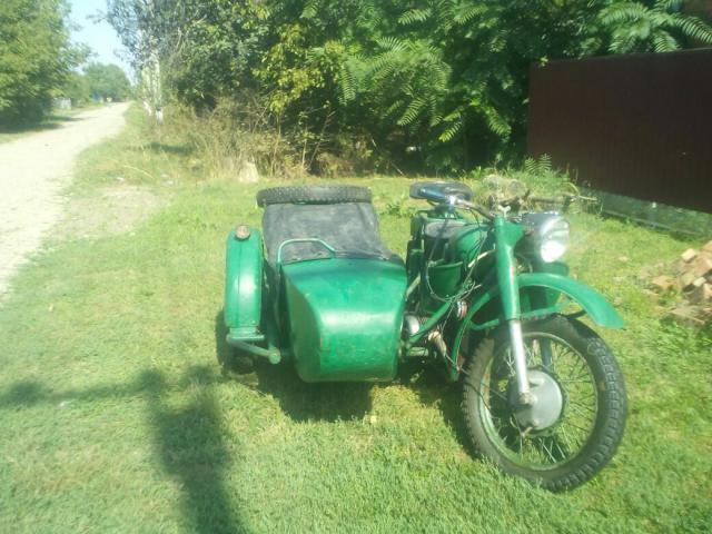 Продам мотоцикл 1961г.в.