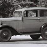 Запчасти Опель р4 1937 года.