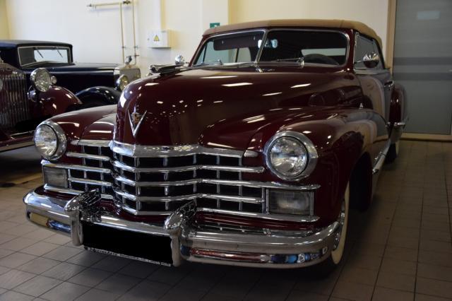 Cadillac konverteybl 1947