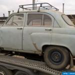 Москвич 407, 1959