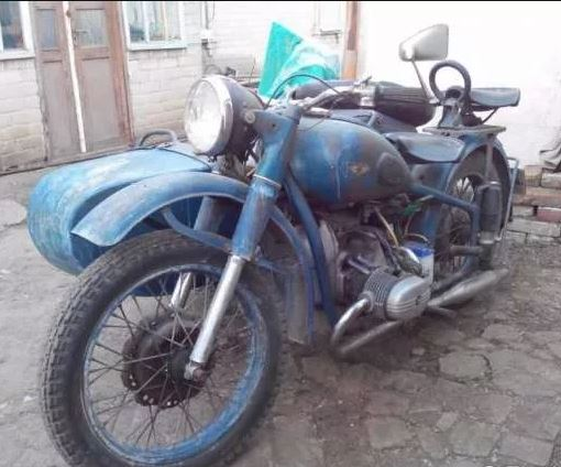 Продаю Урал М61, 60 года выпуска