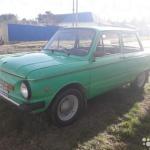 ЗАЗ 968 Запорожец, 1984