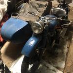 Продам мотоцикл М72М