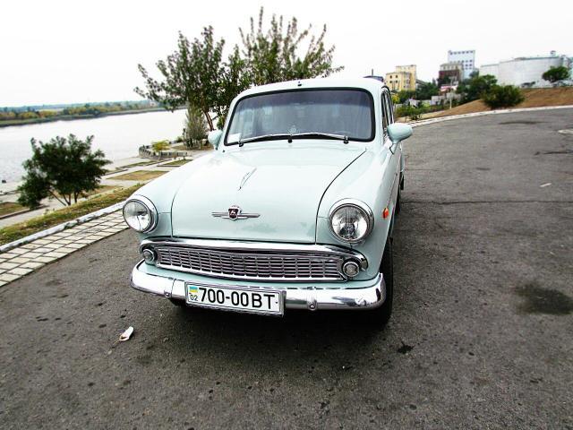 москвич 407 1956г.в.