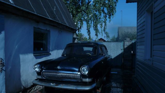 Автомобиль «Волга 21»