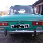 Москвич АЗЛК 2140 1977г