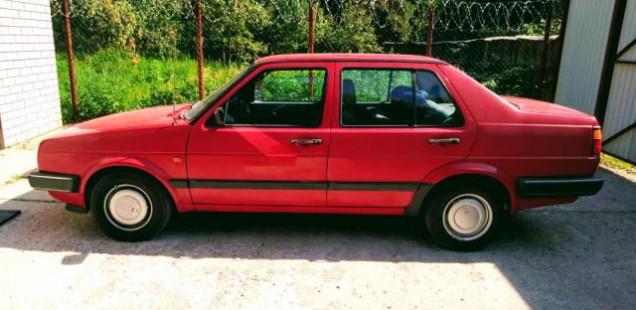 Volkswagen Jetta, 1988