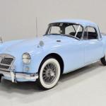 1959 MGA Coupe