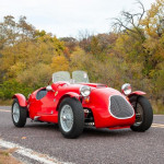 1948 Ferrari 166 Spider ,replica