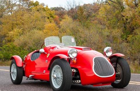 1948 Ferrari 166 Spider ,replica