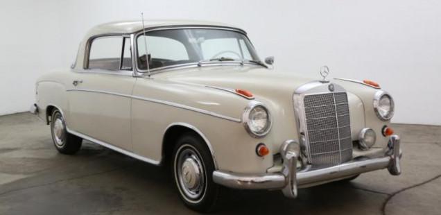 1961 Mercedes-B4enz 220SE Phonton