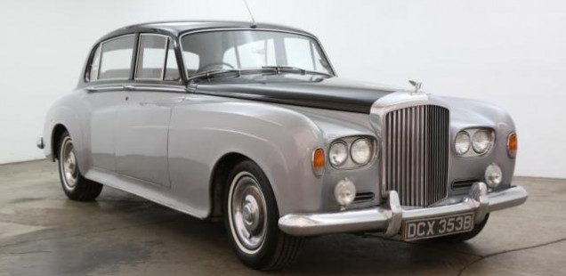 1964 Bentley S3 Long Eheel Base