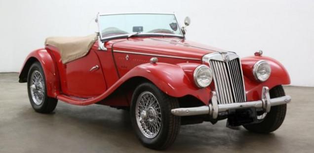 1955 ,MG TF
