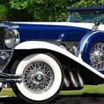 1932 Duesenberg II Dual Cowl Phaeton