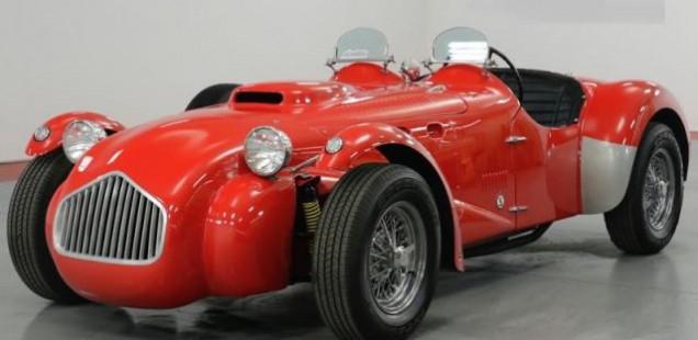 1953 Allard 12k Roadster