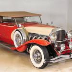 1932 Duesenberg II Dual Cowl