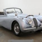 1953 Jaguar XK 120 SE Drophead Coupe
