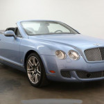 2011 Bentley Azure Convertible GTC