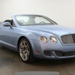 2011 Bentley Azure Convertible GTC