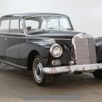 1962 Mercedes Benz 300 D Adenauer