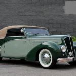 1950 Salmson S4-61 Cabriolet