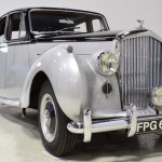 1951 Bentley R-Type Sport Saloon