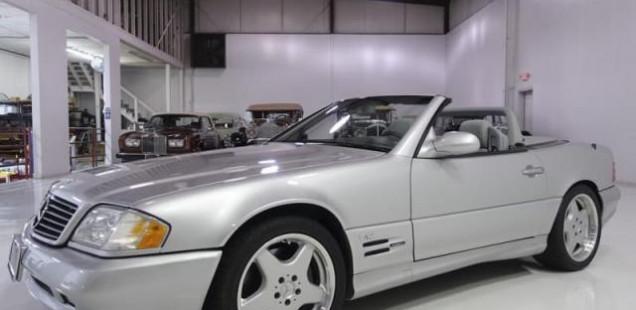 1999 Mercedes-Benz SL 600 AMG Sport